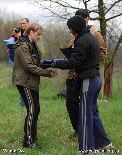 Київ. Переможець серед жінок - О.Полатайко
