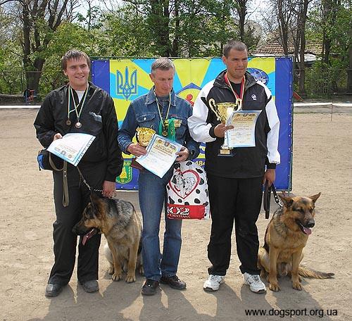 3 місце у командному заліку - Черкаська обл.