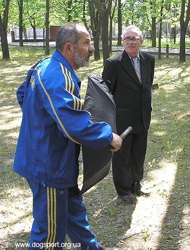 В.І.Креньов - особистим прикладом