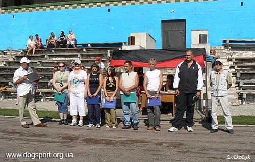 Суддівська колегія чемпіонату