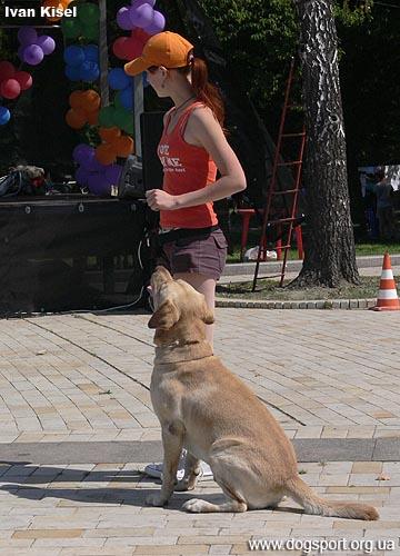 Парунова Катерина з Річіком