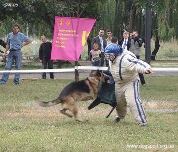 Чемпіонат України з Великому Рингу 11.09.2005