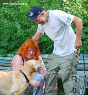 Біргер, Річі та Єва - між собакою і людиною немає мовного бар'єру!