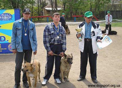 2 місце у командному заліку - м.Білгород-Дністровський