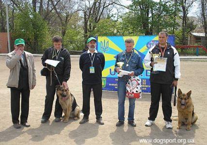 """Кубок України з """"Великого Рингу"""" 28-29.04.2007 (фото)"""