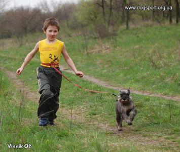 Київ. Наймолодший учасник змагань
