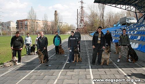 Етап Кубку України з канікросу 17.04.2010 (фото)