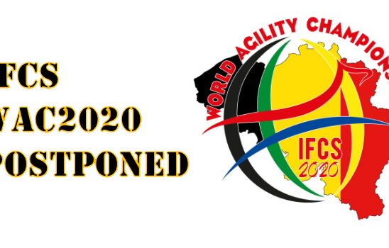 Чемпіонат Світу з Аджиліті відкладається