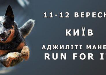 Чемпіонат України з аджиліті / Фінал Кубку України з аджиліті 10-13.09.2021